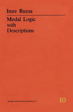 Modal Logic with Descriptions