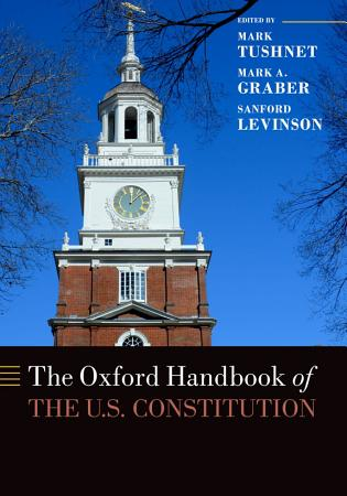 The Oxford Handbook of the U S  Constitution PDF