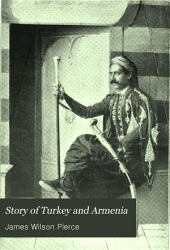 Story of Turkey and Armenia