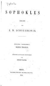 Sophokles: Oedipus Tyrannos. 3. Aufl. besorgt von A. Nauck. 1856