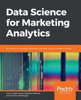 Data Science for Marketing Analytics PDF