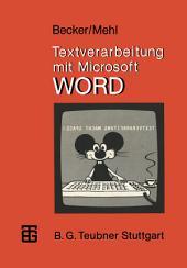 Textverarbeitung mit Microsoft WORD: Ausgabe 2