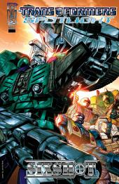 Transformers: Spotlight - Sixshot
