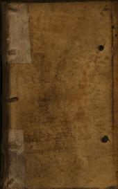 Politiae Ecclesiasticae ... libri quatuor