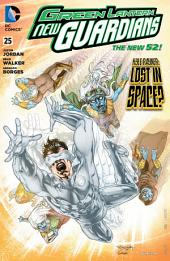 Green Lantern: New Guardians (2011-) #25