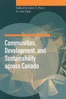 Communities  Development  and Sustainability Across Canada PDF