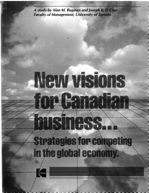New Visions for Canadian Business PDF