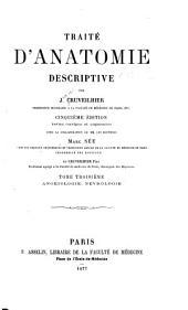 Traité d'anatomie descriptive: Volume3