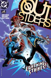 Outsiders (2003-) #9