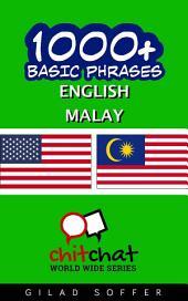 1001+ Basic Phrases English - Malay