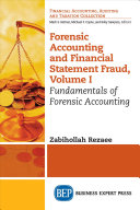 Forensic Accounting And Financial Statement Fraud Book PDF