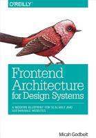 Frontend Architecture for Design Systems PDF