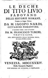 Le deche di Tito Livio padovano delle historie romane