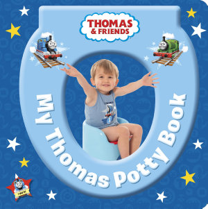 My Thomas Potty Book  Thomas   Friends  Book