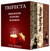 Trifecta - Box Set - 3 Novels: Midnight Reflections, The Living Image, The Necromancer