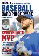Beckett Baseball Card Price Guide 2017 PDF