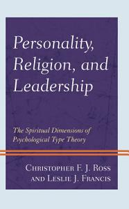 Personality  Religion  and Leadership