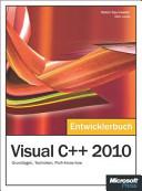 Visual C   2010   das Entwicklerbuch PDF