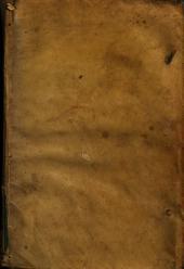 Aequilibrium scholasticum in insigniores quasdam I. Pontificij Constitutiones, quae doctorandis in punctis assignari solent. Authore Marco Mantua Benauido ..
