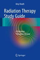 Radiation Therapy Study Guide PDF