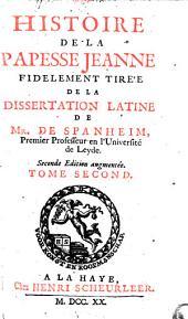 Histoire De La Papesse Jeanne: Volume2