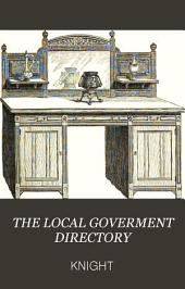 THE LOCAL GOVERMENT DIRECTORY