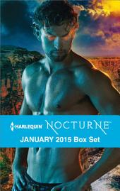 Harlequin Nocturne January 2015 Box Set: Blood Wolf Dawning\Shades of the Wolf