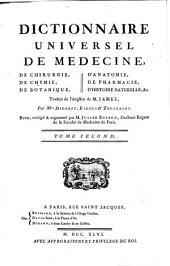 Dictionnaire universel de medecine (etc.)