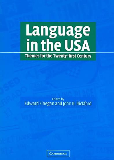Language in the USA PDF