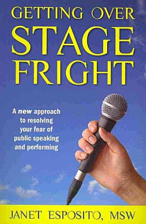 Getting Over Stage Fright PDF