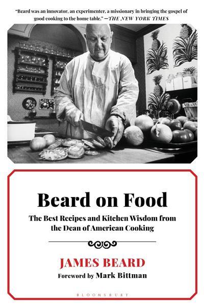 Download Beard on Food Book