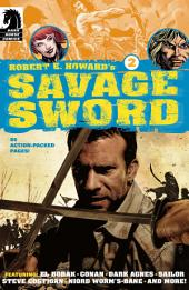 Robert E. Howard's Savage Sword #2