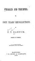 Struggles and Triumphs PDF