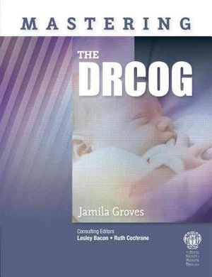 Mastering The Drcog