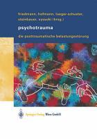 Psychotrauma PDF