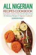 All Nigerian Recipes Cookbook PDF