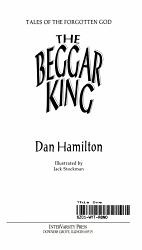 The Beggar King PDF