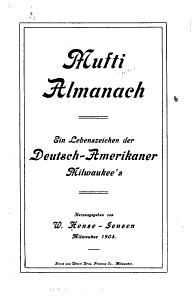 Mufti almanach PDF