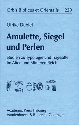 Amulette  Siegel und Perlen PDF