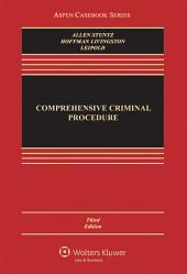 Comprehensive Criminal Procedure: Edition 4
