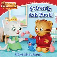 Friends Ask First  PDF