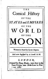 The Comical History of the States and Empires of the Worlds of the Moon and Sun: Volumes 1-2