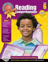 Reading Comprehension  Grade 6 PDF
