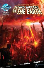 Flying Saucers Vs. the Earth #3