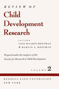Review of Child Development Research Book