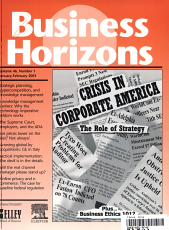 Business Horizons PDF