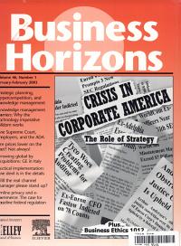 Business Horizons PDF