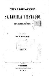 Viek i djelovanje sv. Cyrilla i Methoda, slovjenskih apoštolov: Opseg 2