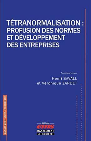 T  tranormalisation   profusion des normes et d  veloppement des entreprises PDF