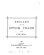 England and the opium trade with China